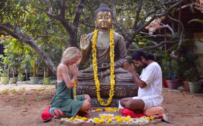 Yoga Goa & My First Mysore