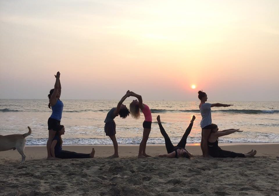 Yoga Goa: geweldloos of eerlijk leven?
