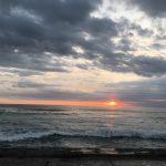 Yoga en Sunset in Canggu