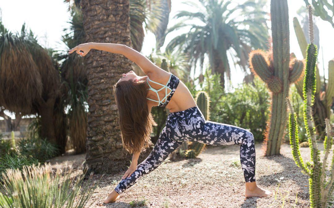 Gevonden: top yogatops!